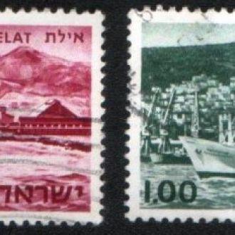 Израиль (1969) Порты, корабли