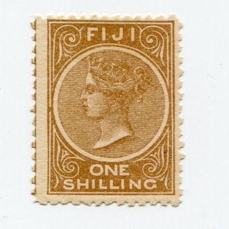 ФИДЖИ 1881 КОЛОНИИ