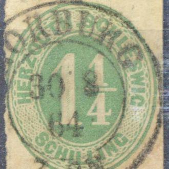 Шлезвиг 1864-65