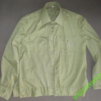 Солдатская рубашка хб обр. 88 г. Малый размер.