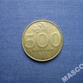 Индонезия  500 рупий 2003г