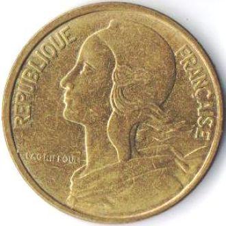 Франция 50 сантим 1963р....
