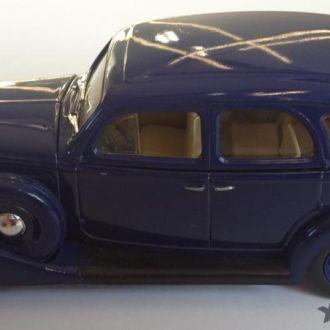 ЗиС-101А синий Наш Автопром