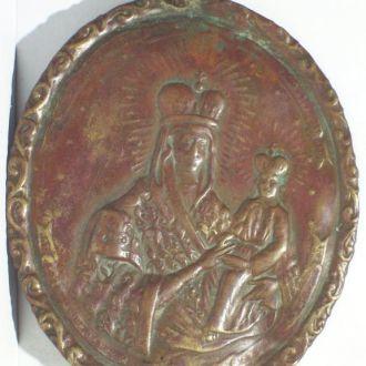 Корецкая Споручница грешных, Корец, Волынь, 1780ые