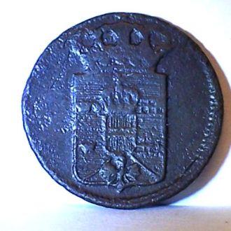Шиллинг для королевства Галиция, Австрия, 1774 г.