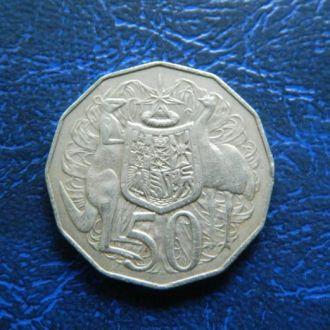 Австралия 50 центов 1979г.