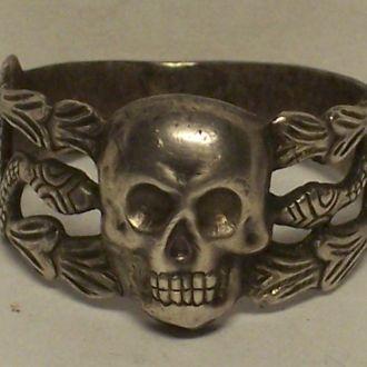 Перстень,серебро 84, Добровольческая Армия 1918-20