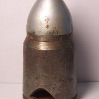 Снаряд, пресс-папье, СССР, 1950-ые года.