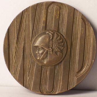 Медаль погранвойска, WOP, Польша, ПНР, 1960-ые