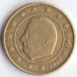 Бельгія 10 євроцент 1999 р.