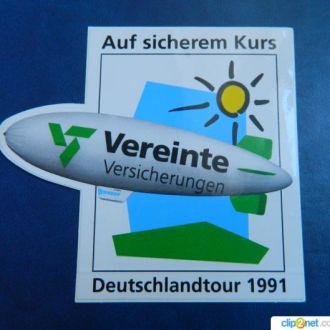 Наклейка, наклейки Германия № 6