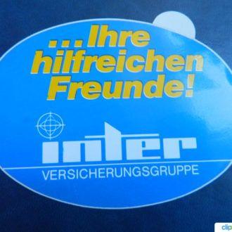 Наклейка, наклейки Германия № 4