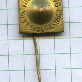 8я спартакиада 1970 г. Эстония .