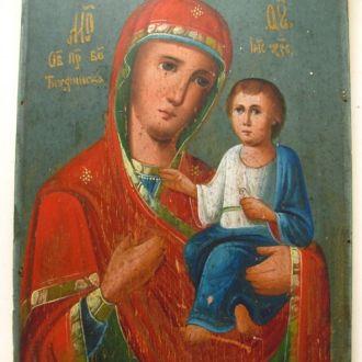 Икона БМ Тихвинская