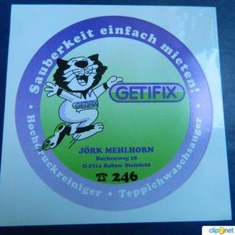 Наклейка, наклейки Германия № 30
