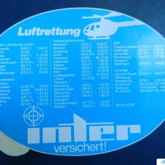 Наклейка, наклейки Германия № 36