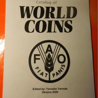 Каталог монет ФАО выборка Краузе(распеч на принте)