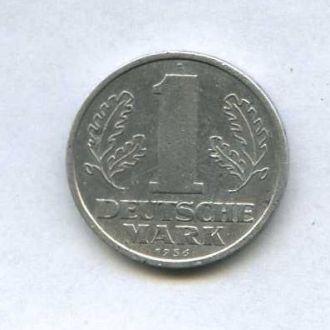 ГДР - 1 марка 1956 года .
