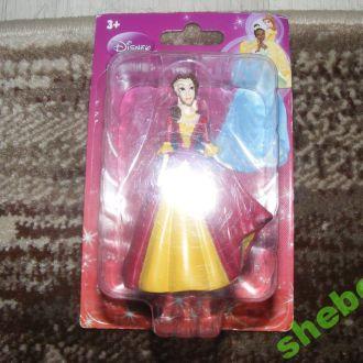 ИГРОВЫЕ ФИГУРКИ DISNEY принцесса BELLE, из США.
