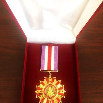 Медаль Святителя Иннокентия Одесского I ст.