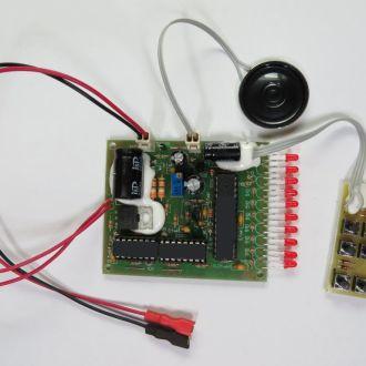 Металлоискатель импульсный микроконтроллерный