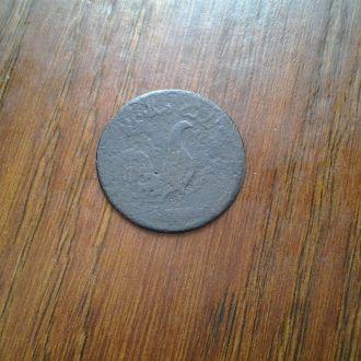 Старинная арабская монета с петухом