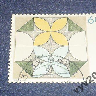 Швейцария-1993 г.-Живопись