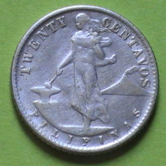 20 Сентаво 1945 г Филиппины