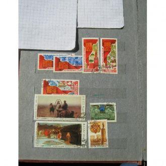 1986 - 1987 СССР 48 МАРОК