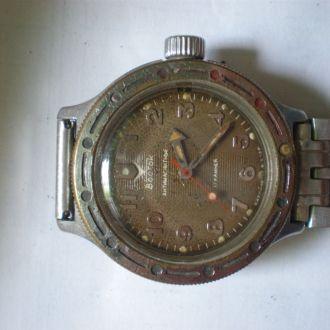 часы Восток Амфибия рабочий баланс 18083