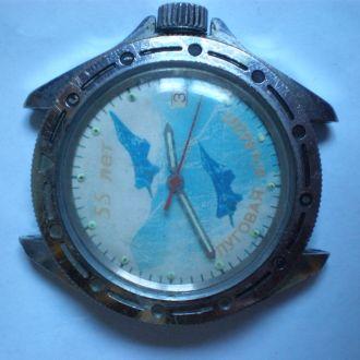 часы Восток Командирские рабочий баланс 26096