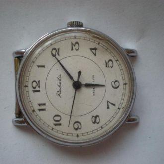 часы Ракета интересная модель идут 02032