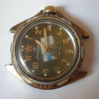 часы Восток Командирские рабочий баланс 11082