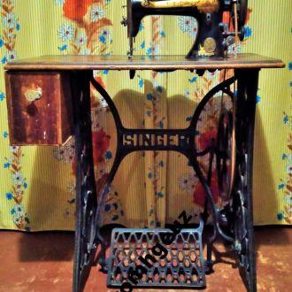 Швейная машинка Зингер Singer 1905 г. Состояние!