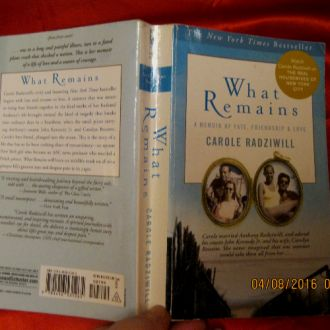 Carole REMAINS книга НА АНГЛИЙСКОМ ЯЗЫКЕ БРИТАНИИ