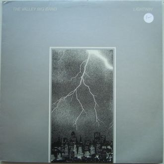 THE VALLEY BIG BAND    Lightnin'  LP  EX-