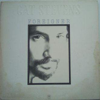 CAT STEVENS  Foreigner  LP VG+/VG