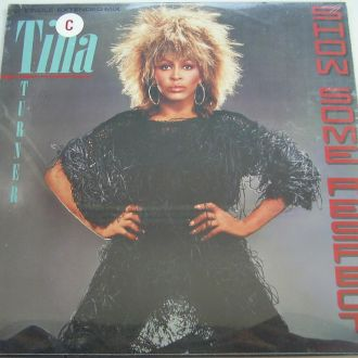 "TINA TURNER  Show Some Respect  (12"" Single)"