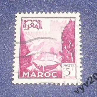 Марокко-1952 г.-Голуби