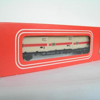 BTTB 545/1 платформа с контейнерами