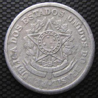 Бразилия 50 центавос 1959 год