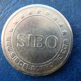 Китай жетон игровой SIBO