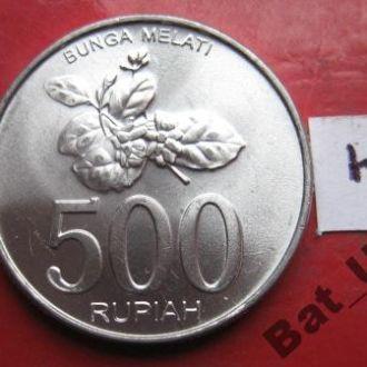ИНДОНЕЗИЯ, 500 рупий 2003 года (UNC!)