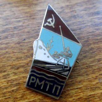 Рижский морской торговый порт!