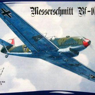 AVIS - 72009 - Messerschmitt Bf-109B-1 - 1:72