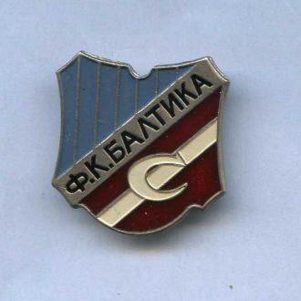 Футбольный клуб Балтика . Спартак .