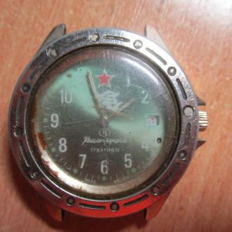 Часы Командирские Истребитель Восток.