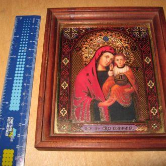 Икона Пресвятая Богородица Боянская