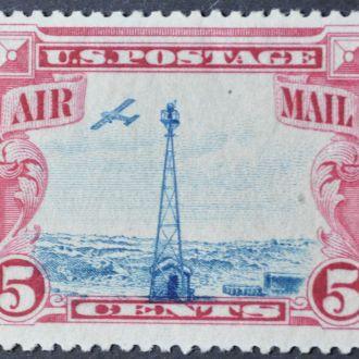 США Авиапочта 1928-1930