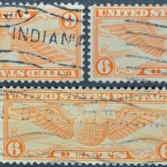 США Авиапочта 1934